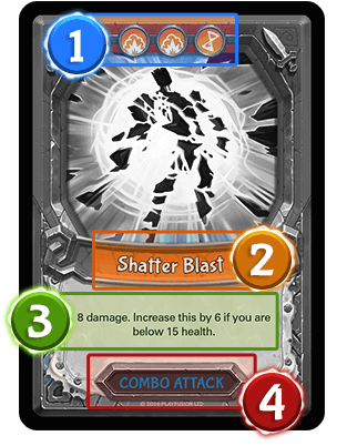 Combo cards